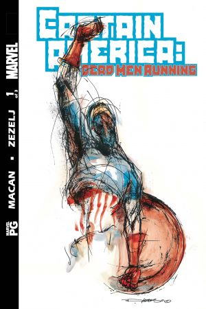 Captain America: Dead Men Running #1
