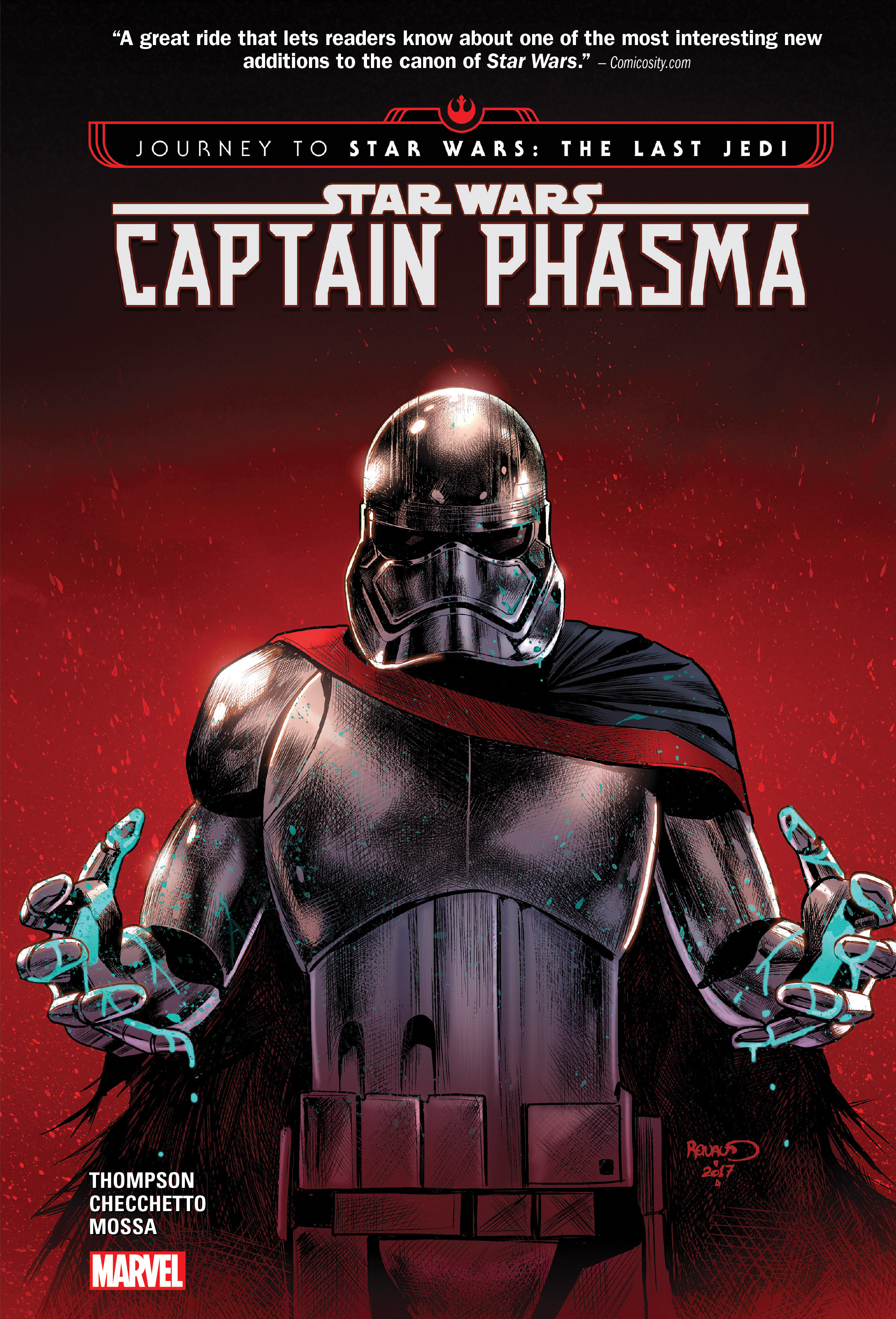 Star Wars: Journey To Star Wars: The Last Jedi - Captain Phasma (Hardcover)
