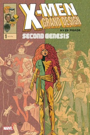 X-Men: Grand Design - Second Genesis #1