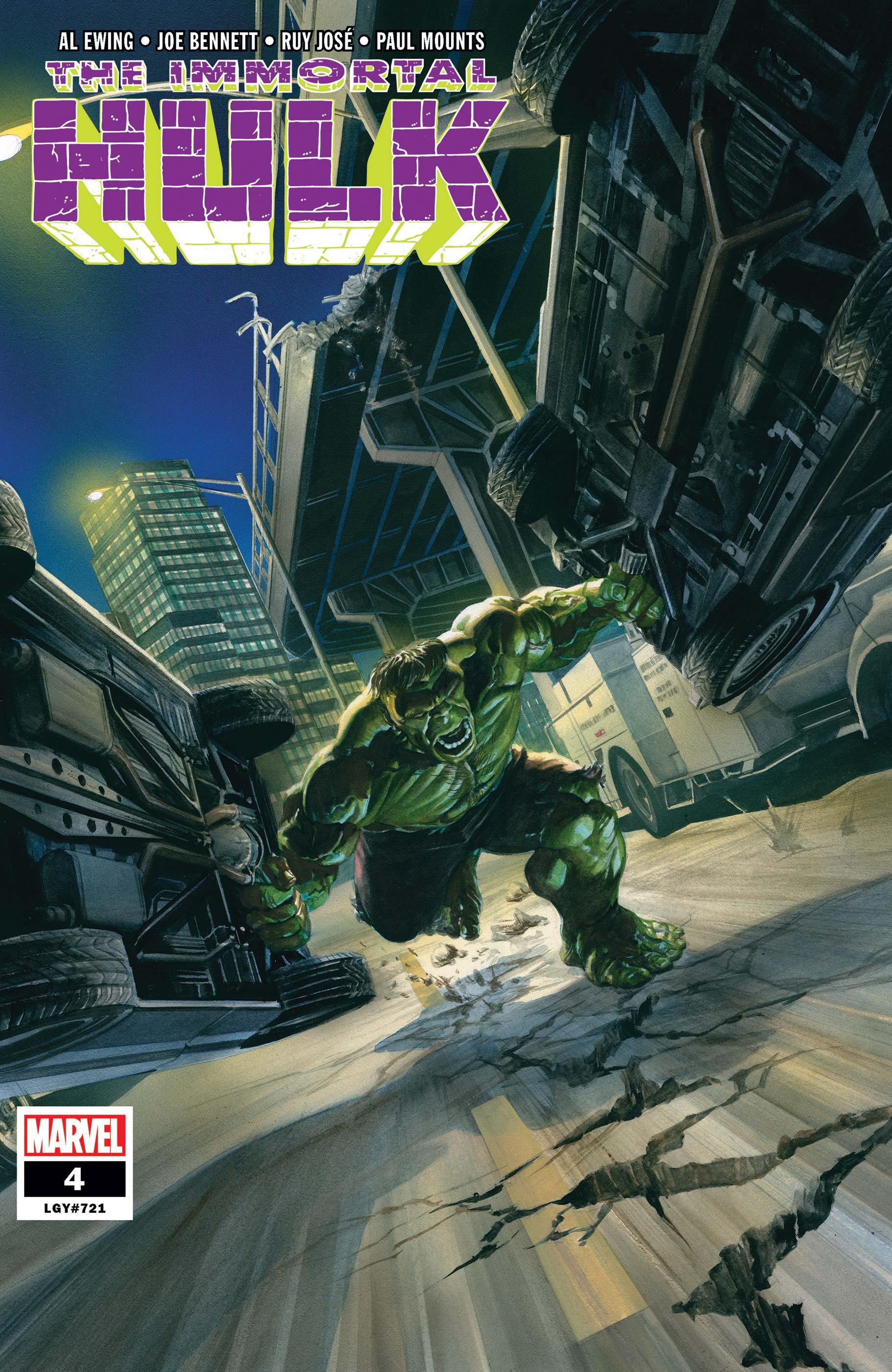 Immortal Hulk (2018) #4