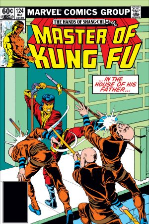 Master of Kung Fu #124