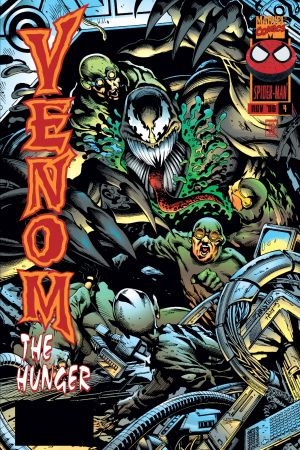 Venom: The Hunger #4