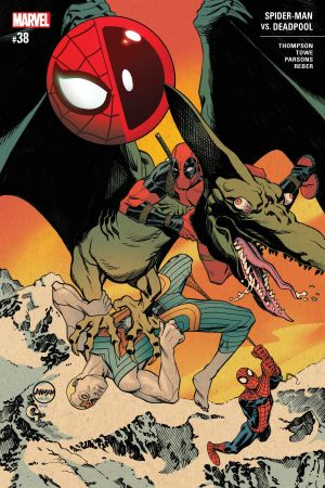 Spider-Man/Deadpool #38
