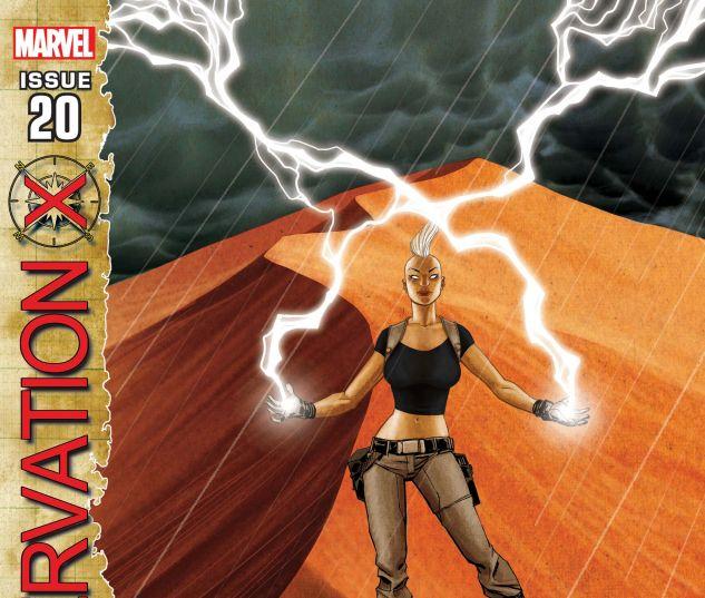 ULTIMATE COMICS X-MEN (2010) #20