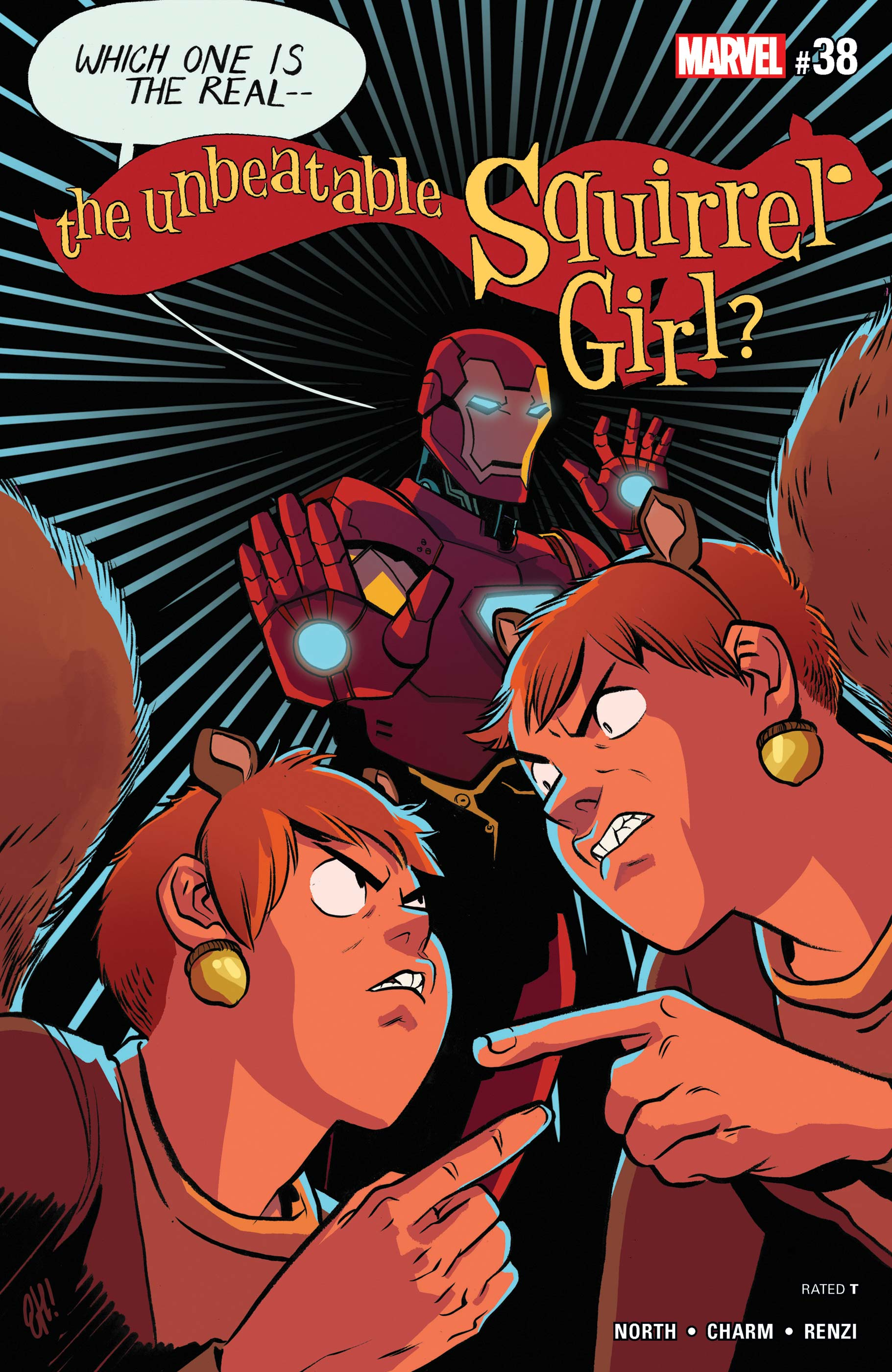 The Unbeatable Squirrel Girl (2015) #38