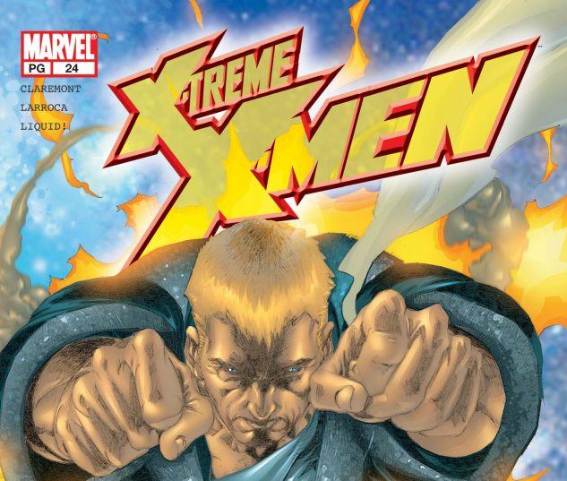 X-TREME X-MEN (2001) #24