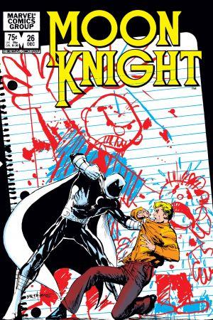 Moon Knight (1980) #26
