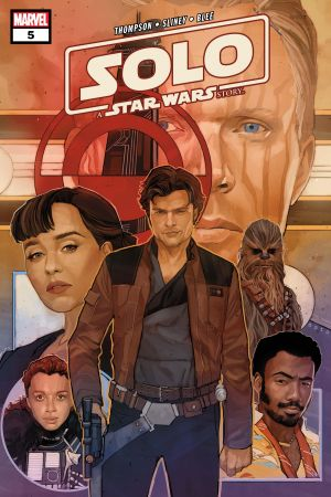 Solo: A Star Wars Story Adaptation #5
