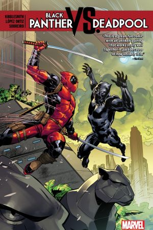 Black Panther Vs. Deadpool (Trade Paperback)