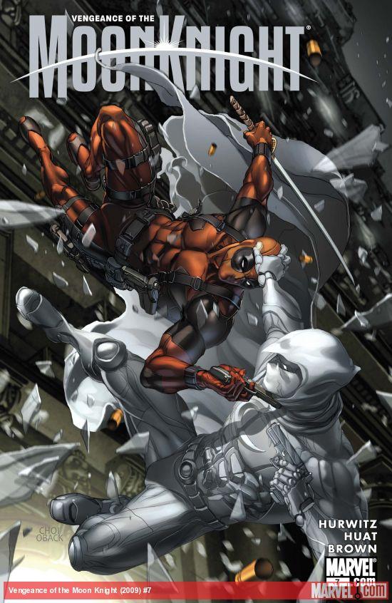 Vengeance of the Moon Knight (2009) #7