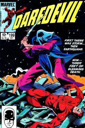 Daredevil #199