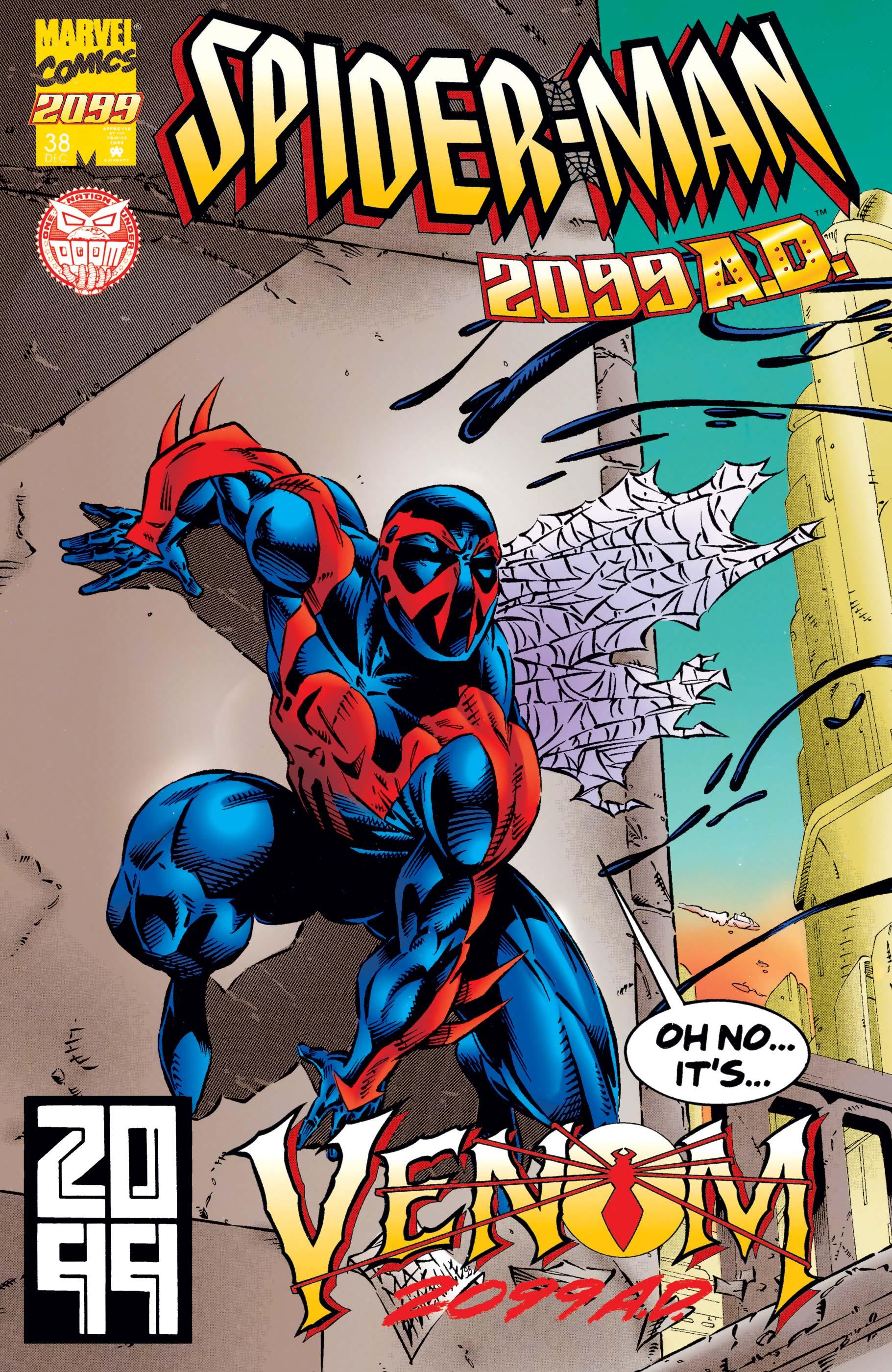 Spider-Man 2099 (1992) #38