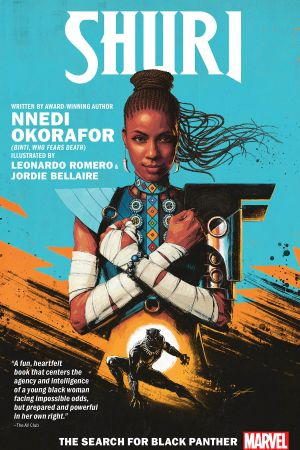 Shuri Vol. 1: The Search For Black Panther (Trade Paperback)
