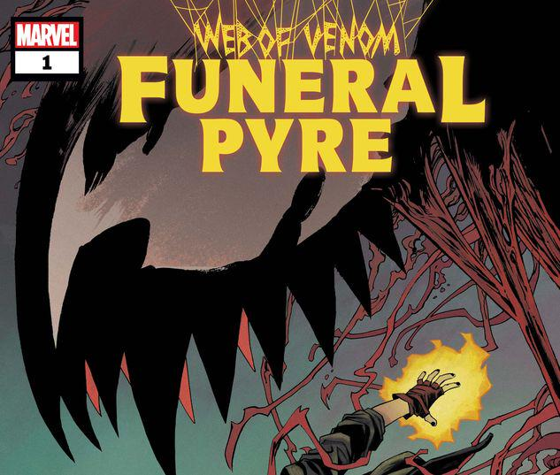 WEB OF VENOM: FUNERAL PYRE 1 #1