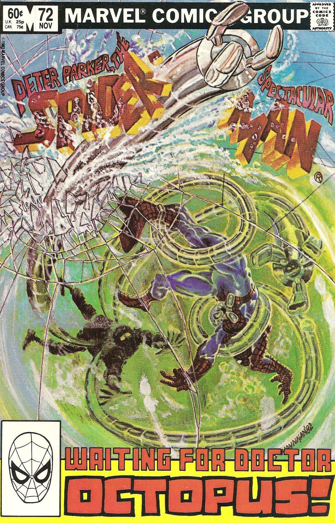 Peter Parker, the Spectacular Spider-Man (1976) #72