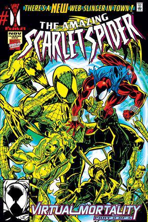 Amazing Scarlet Spider #1