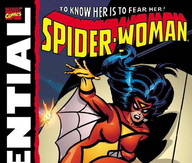 ESSENTIAL SPIDER-WOMAN VOL. 1 TPB #1