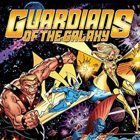 Guardians of the Galaxy (1990 - 1994)