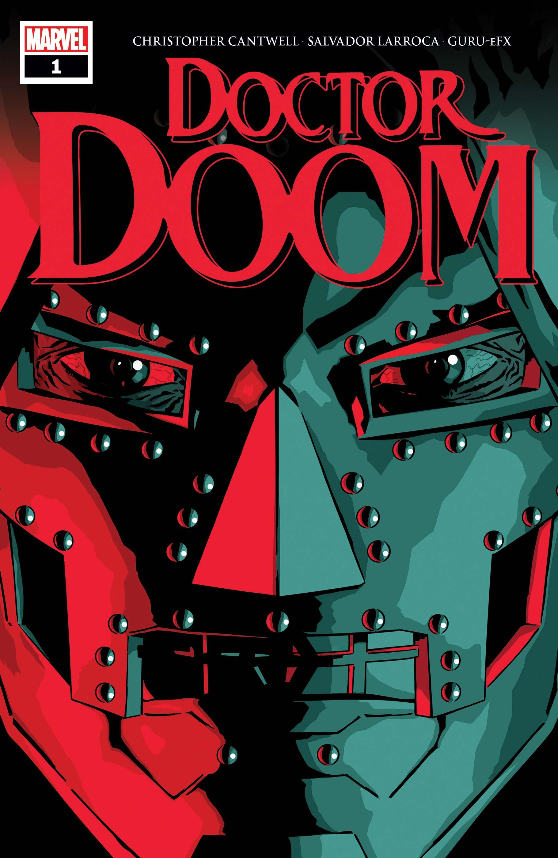 Doctor Doom (2019) #1
