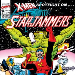 X-Men: Spotlight on Starjammers