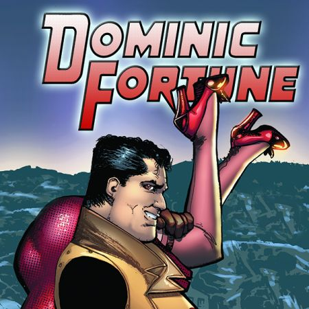 Dominic Fortune Digital Comic 1 (2009 - Present)