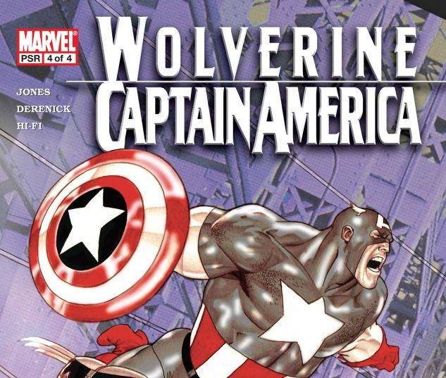 WOLVERINE/CAPTAIN AMERICA (2004) #4