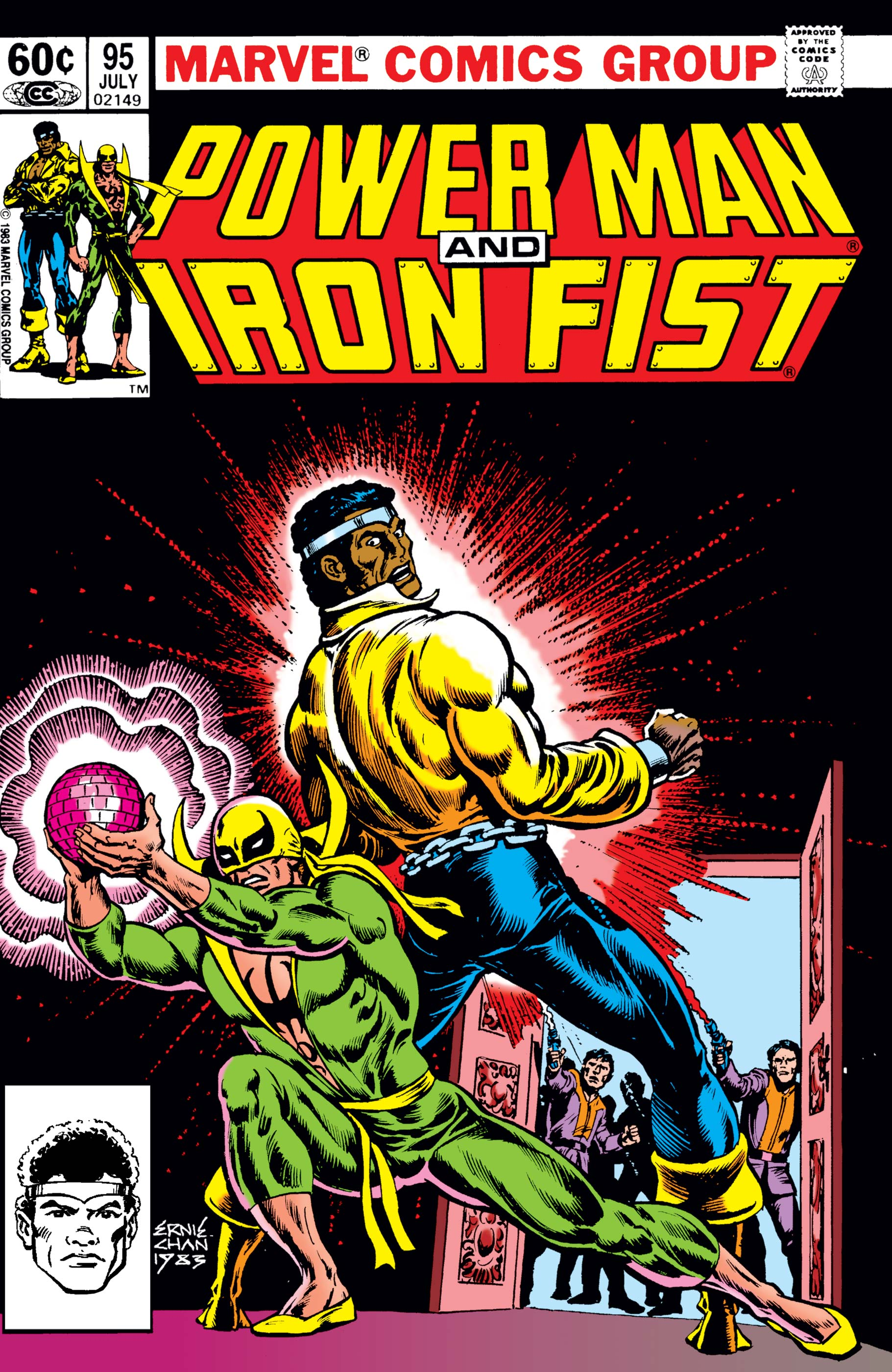 Power Man and Iron Fist (1978) #95