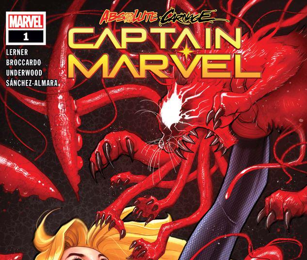 ABSOLUTE CARNAGE: CAPTAIN MARVEL 1 #1