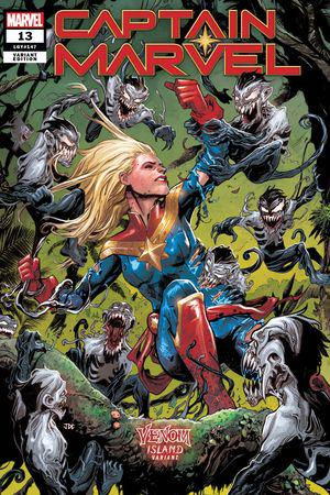 Captain Marvel (2019) #13 (Variant)