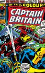 Captain Britain #5