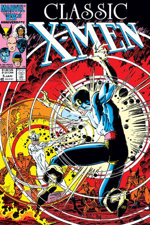 Classic X-Men (1986) #5