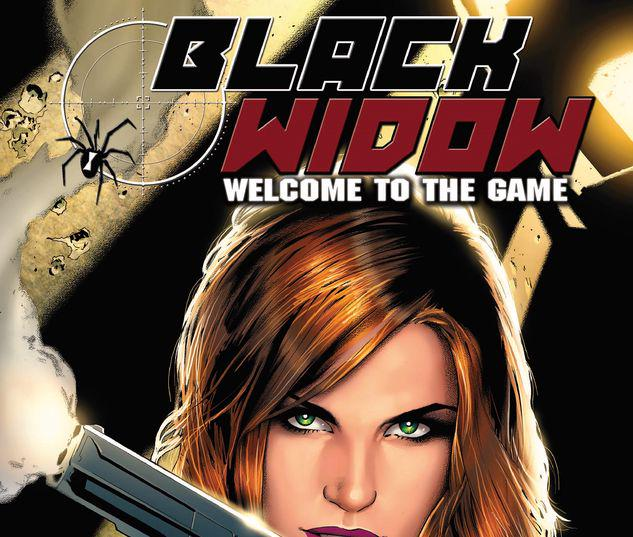 BLACK WIDOW: WELCOME TO THE GAME TPB #1