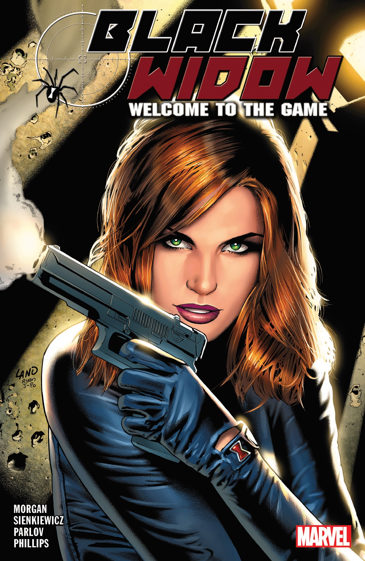 Black Widow: Welcome To The Game (Trade Paperback)