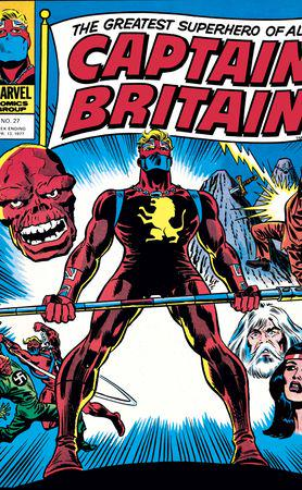 Captain Britain (1976) #27