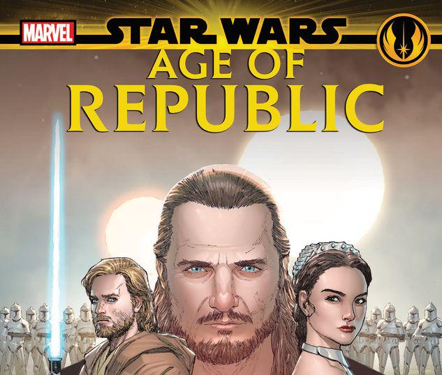 STAR WARS: AGE OF REPUBLIC HC #1