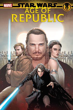 Star Wars: Age Of Republic (Hardcover)