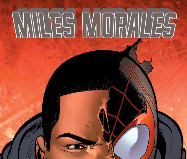MILES MORALES: GREAT RESPONSIBILITY GN-TPB #3