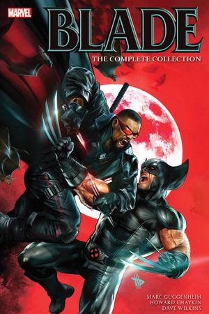 Blade By Marc Guggenheim: The Complete Collection (Trade Paperback)
