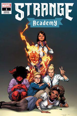 Strange Academy (2020) #1 (Variant)