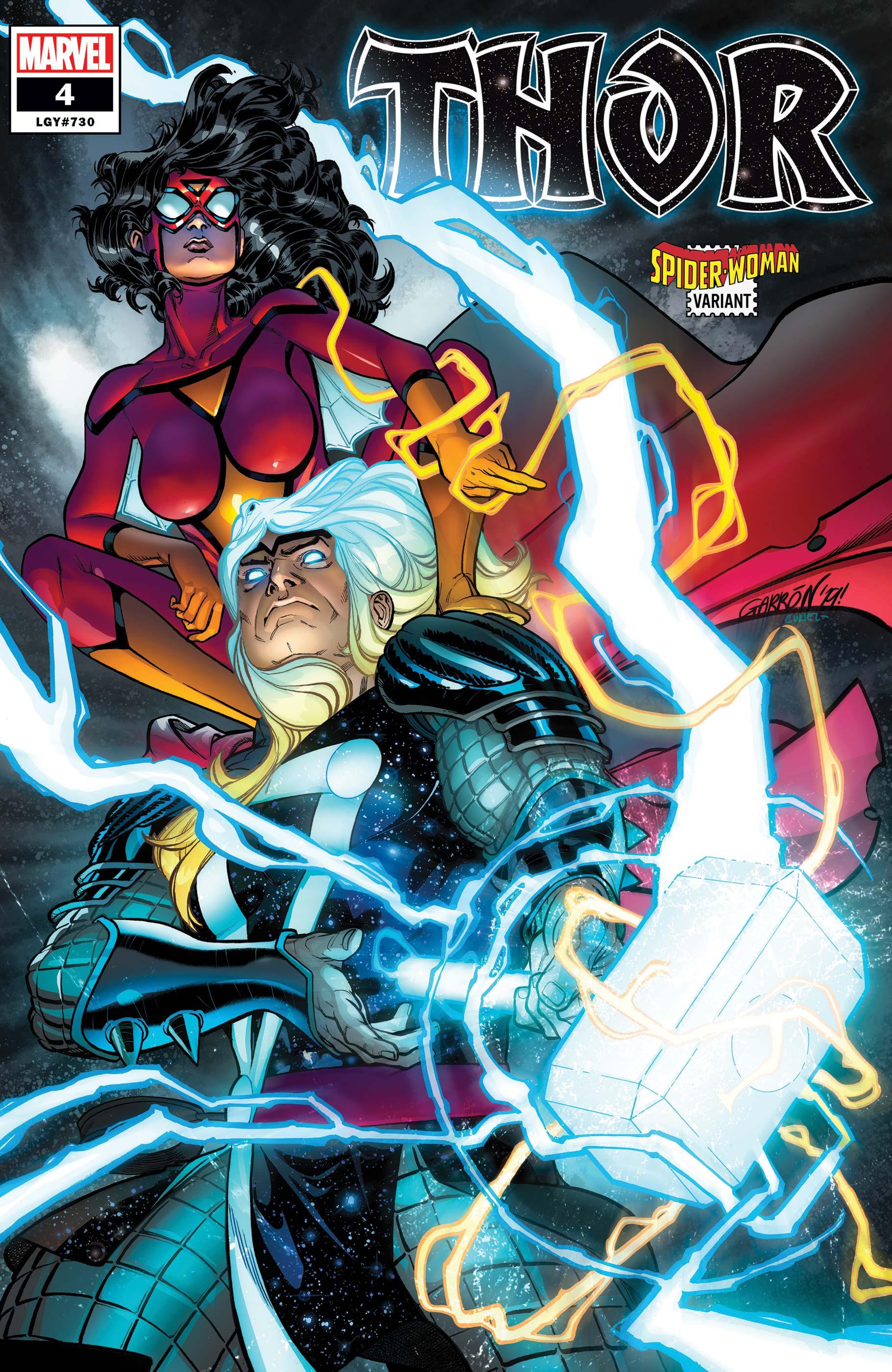 Thor (2020) #4 (Variant)