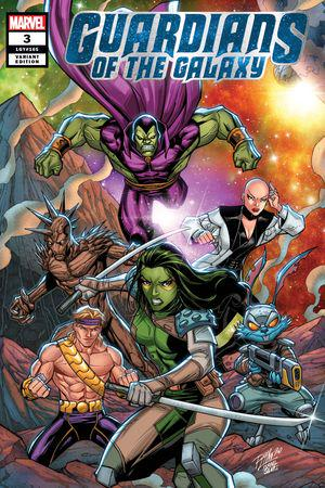 Guardians of the Galaxy #3  (Variant)