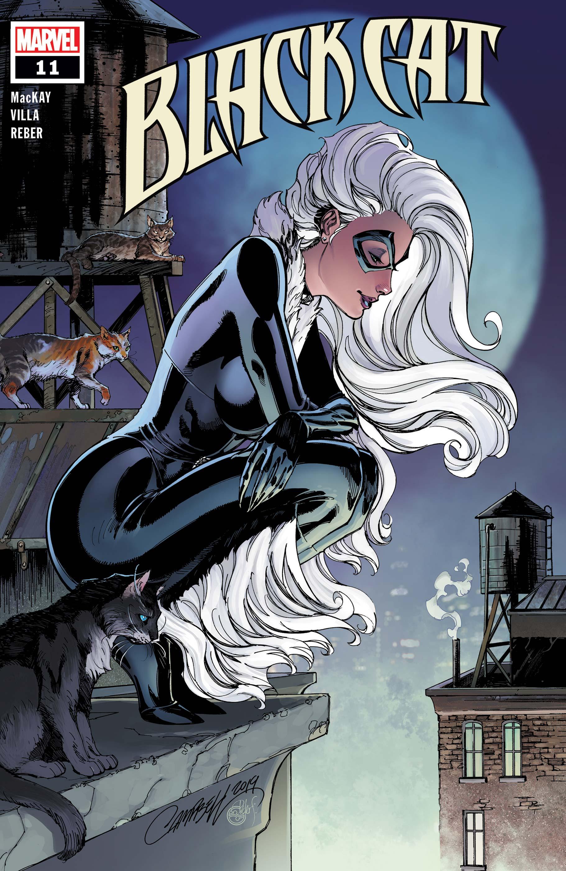 Black Cat (2019) #11