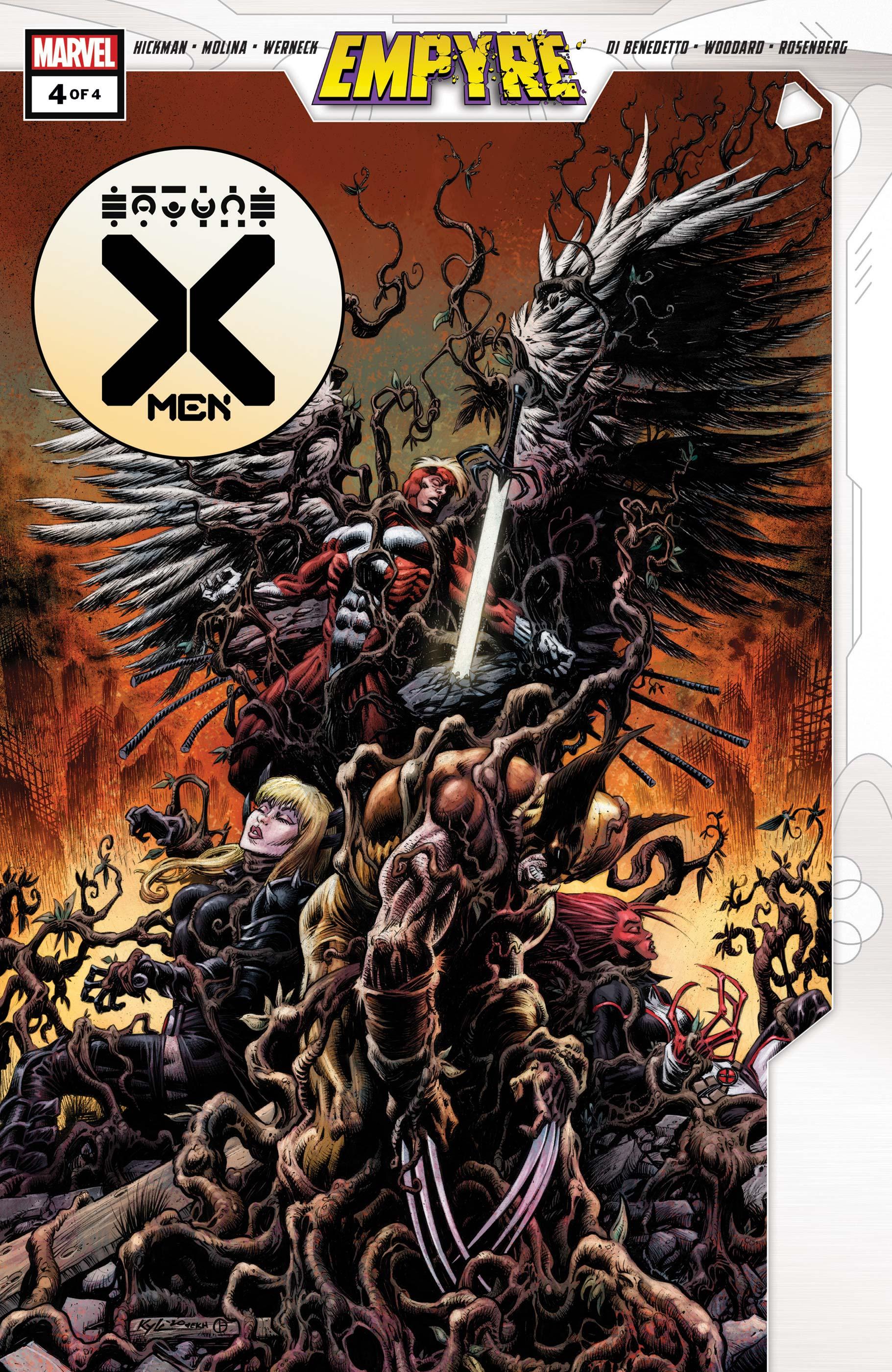 Empyre: X-Men (2020) #4
