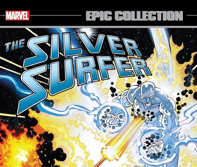 SILVER SURFER EPIC COLLECTION: RESURRECTION TPB #1