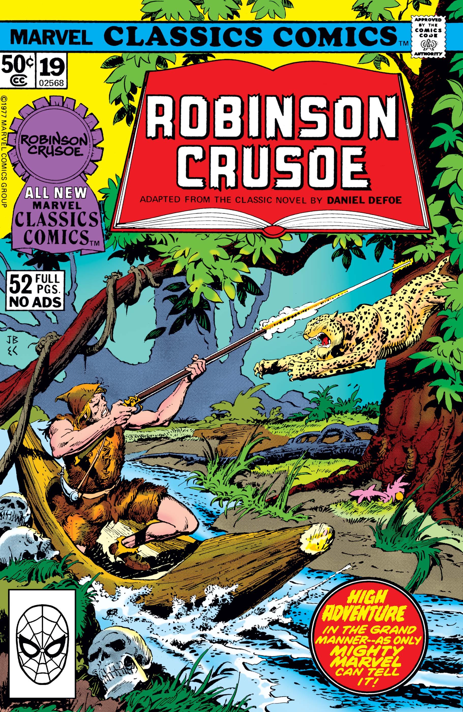 Marvel Classics Comics Series Featuring (1976) #19