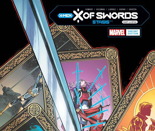 X OF SWORDS: STASIS 1 RAMOS VARIANT #1