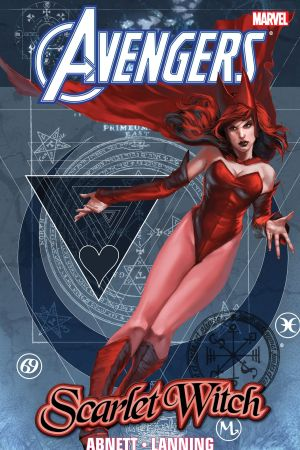 Avengers: Scarlet Witch by Dan Abnett & Andy Lanning (Trade Paperback)