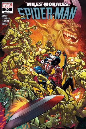Miles Morales: Spider-Man #20