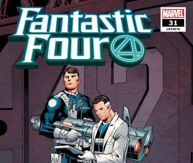 Fantastic Four #31