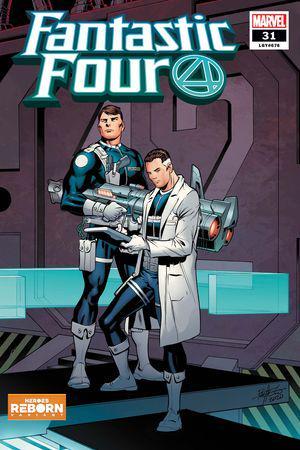 Fantastic Four (2018) #31 (Variant)